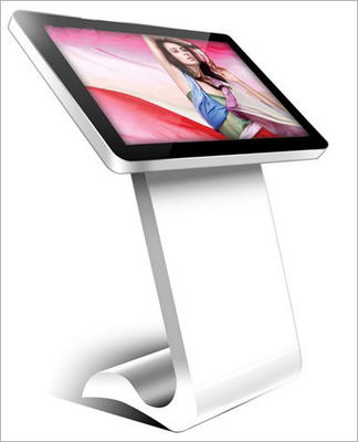 Signage van Android Interactieve Digitale Touch screenkiosk 55 Duim 4G LTE WIFI RK3188 cpu
